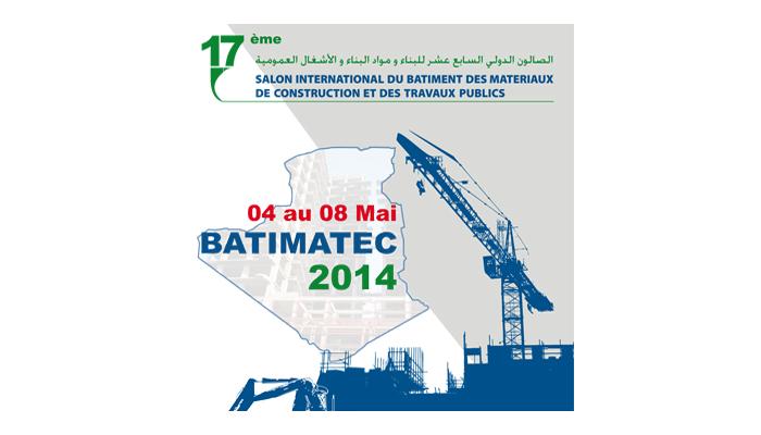 SA participe à BATIMATEC 2014