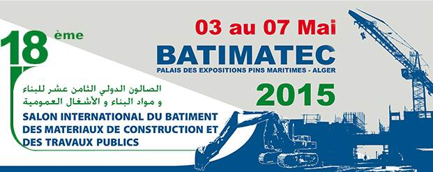 SA participates at BATIMATEC 2015