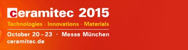 SA participe à Ceramitec 2015
