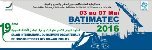 SA Automation au salon BATIMATEC 2016